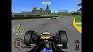 Evolutie van Formule 1-games 1976-2015