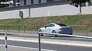 2017款梅赛德斯-奔驰E级Coupe路试谍照
