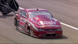 Greg Anderson powers to the No. 1 qualifying spot