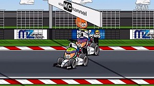 MiniDrivers - 2016 F1 墨西哥大奖赛