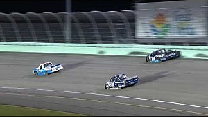 Byron wins at Homestead, Sauter grabs NCWTS Championship