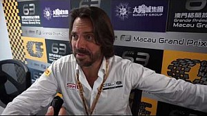 FIA GT World Cup - Interview with Stephane Ratel