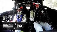 Rally Australia 2016: Onboard Tänak SS22