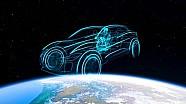 Il nuovo SUV Jaguar iPace svelato