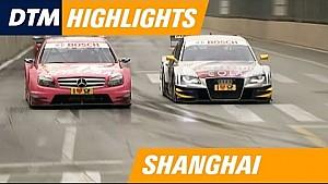 DTM Shanghai 2010 - Highlights