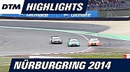 DTM Nürburgring 2014 - Highlights