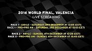 Супер Трофей Lamborghini США+Азія 2016, Валенсія - Перша гонка