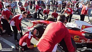 F1 Clienti pitstop