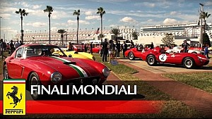 Inaugural Ferrari Classiche Concours at the Finali Mondiali