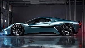 NIO EP9: Schnellstes Elektroauto der Welt
