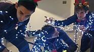 De Navidad Mannequin Challenge