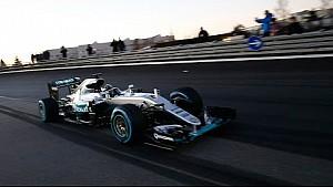 Mercedes viert feest in Sindelfingen