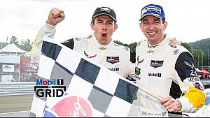 Running Safe – Oliver Gavin & Tommy Milner On Safety At Corvette Racing | Mobil 1 The Grid
