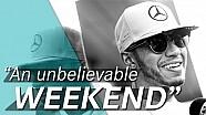 Lewis Hamilton en su carrera de F1 más importante - Silverstone 2008 en mojado