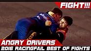 As maiores brigas do automobilismo em 2016