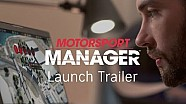Motorsport Manager Launch Trailer ESRB