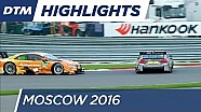 DTM Moscow 2016 - Highlights