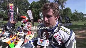 Dakar 2017 - 1. Etappe: Asuncion - Resistencia