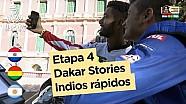 Etapa 4 - Historias del Dakar: Indios rápidos