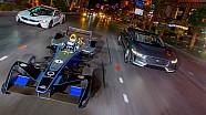Formula E Las Vegas sokaklarına çıktı!