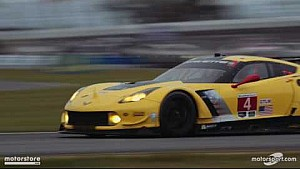 Roar before the 24: Sounds