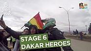 Dakar 2017: Etapa 6 - Héroes del Dakar