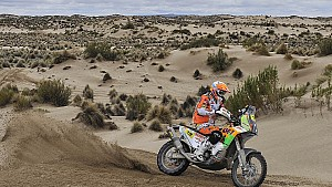 Dakar 2017: 11. Etappe, Highlights