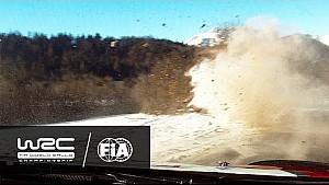 Ралі Монте-Карло 2017. Аварія Міка на СД4