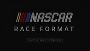 The new NASCAR race format