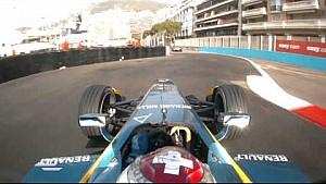 Onboard di Sébastien Buemi a Montecarlo