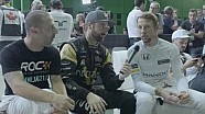 James Hinchcliffe from Race of Champions 2017 in Miami - Part.2