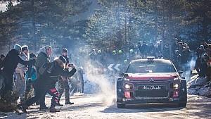 Les meilleurs moments du Rallye Monte-Carlo par Citroën