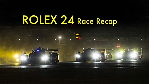Rolex 24 at Daytona - Race Recap