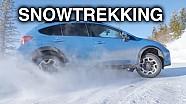 How Does The Subaru Crosstrek Handle Snow?