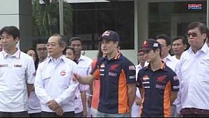 La presentación Repsol Honda Team 2017