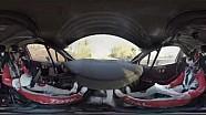 نظرة داخل سيارة سيتروين سي3 بتقنية 360 درجة