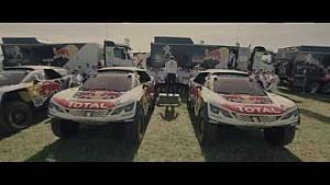 Le best-of Peugeot Sport de la 1re semaine du Dakar 2017