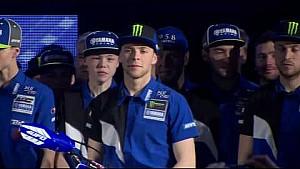 Yamaha Racing Official Race Teams Press Conference