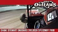 World of Outlaws Craftsman Sprint Cars Shane Stewart Volusia Speedway Park Feb 14, 2017 | Onboard