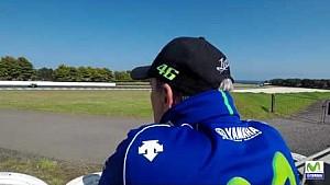 Deuxième journée d'essais à Phillip Island pour Yamaha