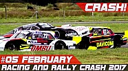 Week 5 February 2017 Racing and Rally Crash Compilation