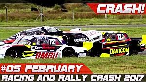 Week 5 February 2017 Racing and Rally Crash Compilation