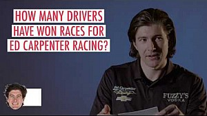 Indycar Test Drive Episode 14: JR Hildebrand