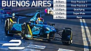 LIVE: Buenos Aires ePrix - Qualifying & Race