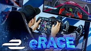 Formula E Simulator eRace Live From Buenos Aires (Saturday 18 February)