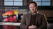 Christian Horner Pre-Season Interview 2017