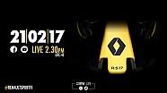 La présentation de la Renault R.S.17!