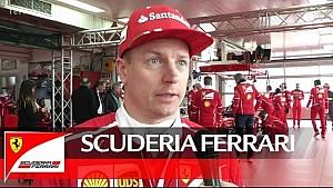 Interview: Kimi Räikkönen