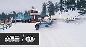 Rally Schweden: Paddon vs. Sordo
