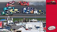 Multi-car wreck collects Suarez, Wallace, others